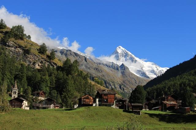 Evolene Region @chaletlerucher